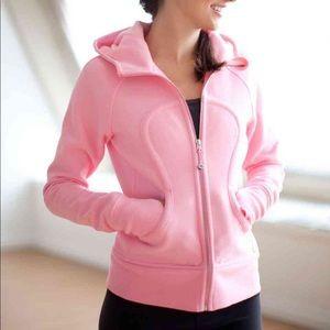 Pink/blush colored sweatshirt